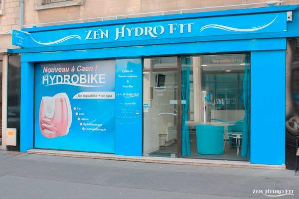 aquabike caen zen hydro fit