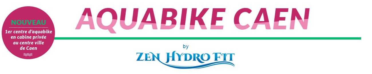 aquabike caen zen hydro fit